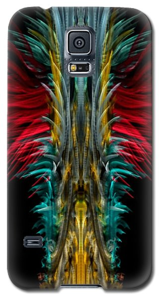 Fire Works Galaxy S5 Case