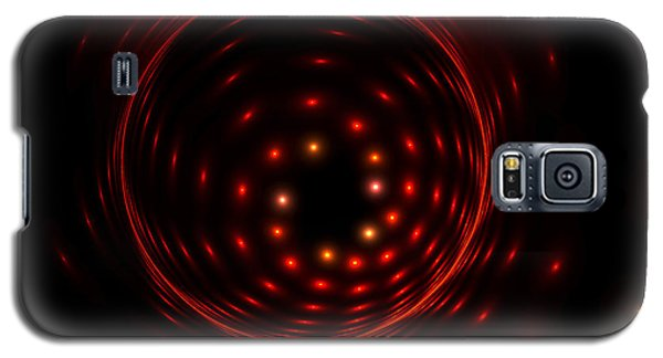 Fireball Galaxy S5 Case
