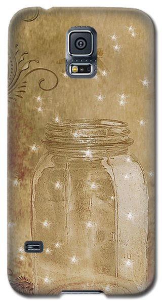 Fireflies And Dragonflies Galaxy S5 Case