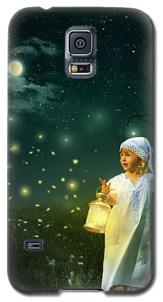 Fireflies Galaxy S5 Case