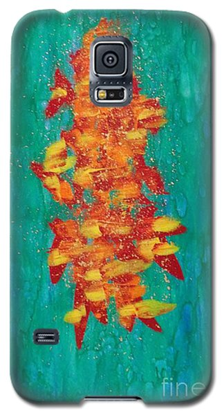 Fireflies Of The Sea Galaxy S5 Case