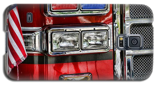 Fireman - Fire Engine Galaxy S5 Case by Paul Ward