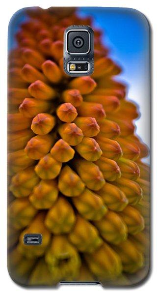 Galaxy S5 Case featuring the photograph Firepoker by Joel Loftus