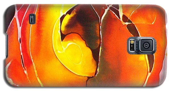 Firepot Galaxy S5 Case by Pat Purdy
