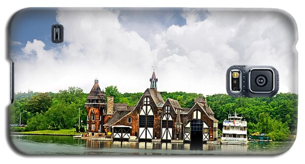 Firestation On The 1000 Islands Galaxy S5 Case