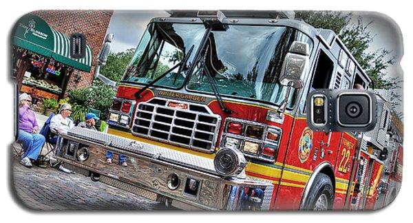 Firetruck Galaxy S5 Case