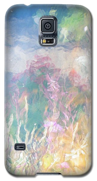 Fireweed Number 9  Galaxy S5 Case by Brian Boyle
