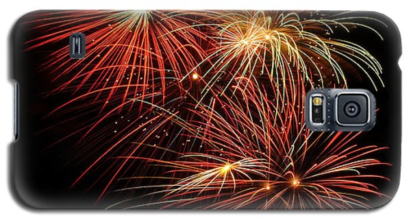 Fireworks 4 Galaxy S5 Case