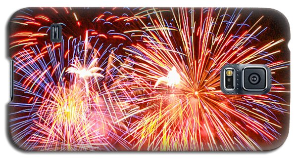 Fireworks 4th Of July Galaxy S5 Case by Robert Hebert