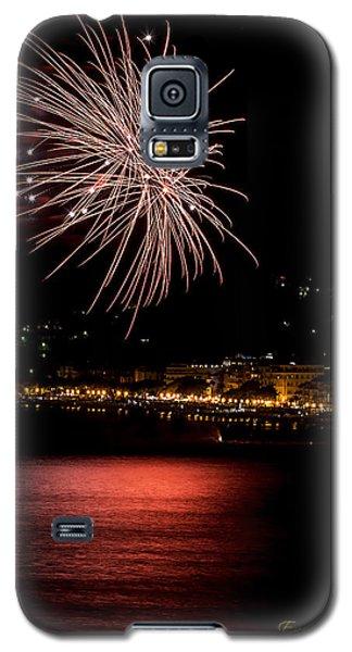 Fireworks Alassio 2013 3541 - Ph Enrico Pelos Galaxy S5 Case