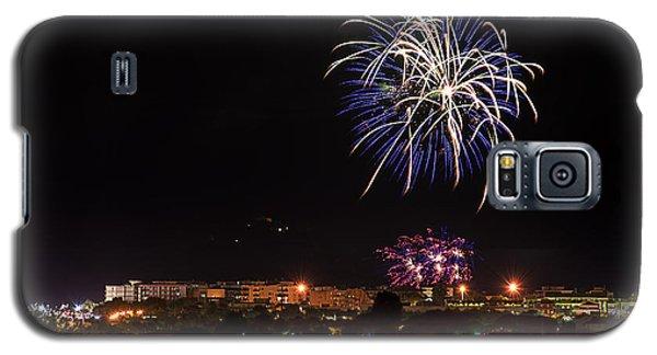 Fireworks Albenga 2013 3765 - Ph Enrico Pelos Galaxy S5 Case