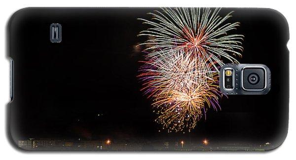 Fireworks Albenga 2013 3808 - Ph Enrico Pelos Galaxy S5 Case