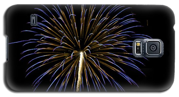 Fireworks Bursts Colors And Shapes 3 Galaxy S5 Case