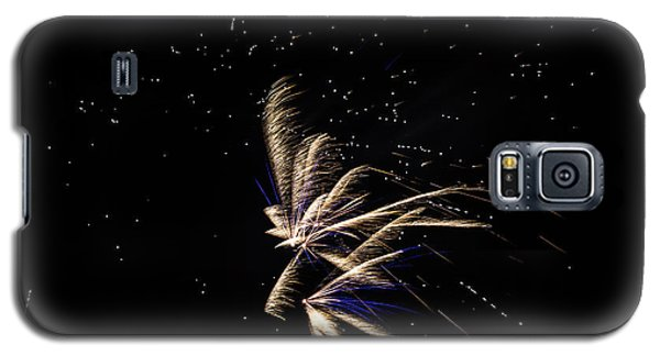 Fireworks - Dragonflies In The Stars Galaxy S5 Case
