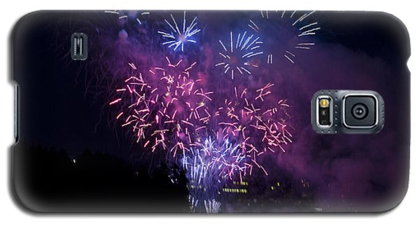 Fireworks In English Bay 032 Galaxy S5 Case