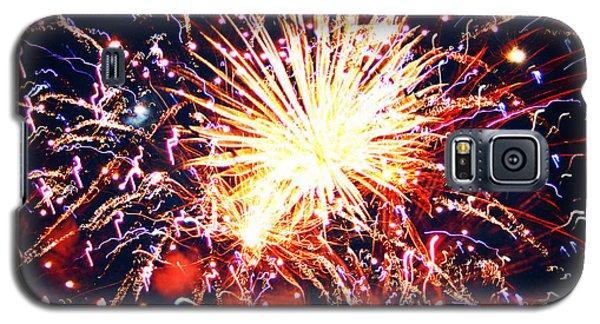 Fireworks Galaxy S5 Case by Kara  Stewart