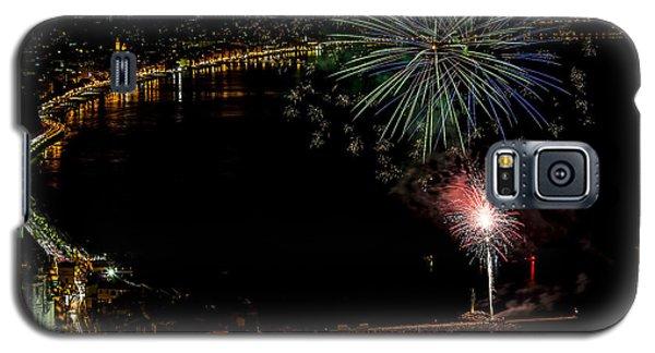 Fireworks Laigueglia 2013 3182 - Ph Enrico Pelos Galaxy S5 Case