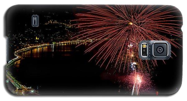 Fireworks Laigueglia 2013 3184 - Ph Enrico Pelos Galaxy S5 Case