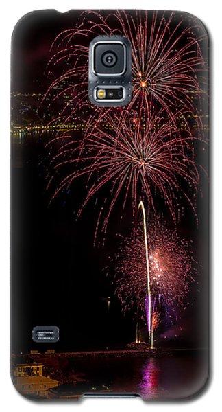 Fireworks Laigueglia 2013 3194 - Ph Enrico Pelos Galaxy S5 Case