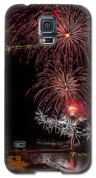 Fireworks Laigueglia 2013 3196 - Ph Enrico Pelos Galaxy S5 Case