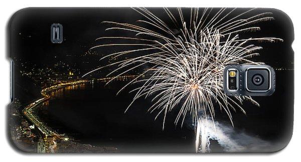 Fireworks Laigueglia 2013 3206 - Ph Enrico Pelos Galaxy S5 Case