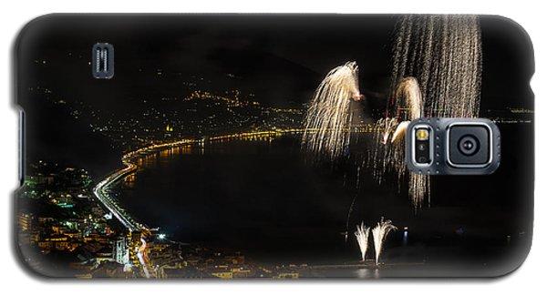 Fireworks Laigueglia 2013 3213 - Ph Enrico Pelos Galaxy S5 Case