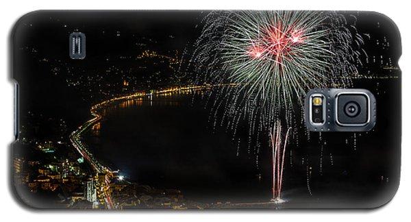 Fireworks Laigueglia 2013 3217 - Ph Enrico Pelos Galaxy S5 Case