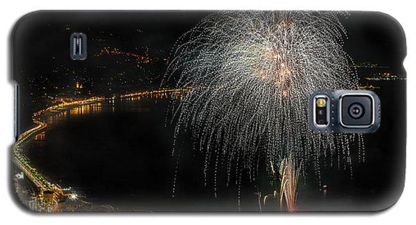 Fireworks Laigueglia 2013 3221 - Ph Enrico Pelos Galaxy S5 Case