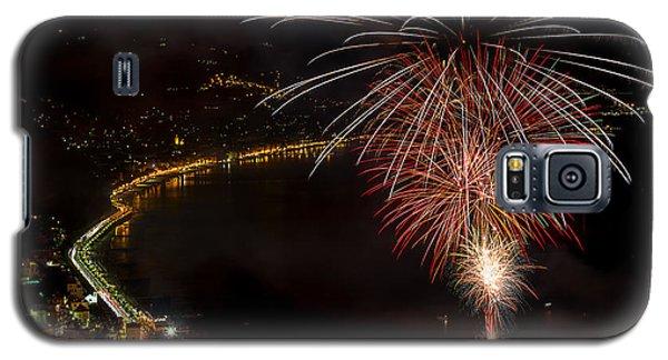 Fireworks Laigueglia 2013 3239 - Ph Enrico Pelos Galaxy S5 Case