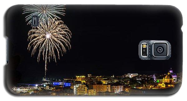 Fireworks Loano 2013 3335 - Ph Enrico Pelos Galaxy S5 Case