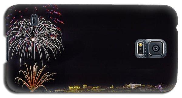 Fireworks Loano 2013 3374 - Ph Enrico Pelos Galaxy S5 Case