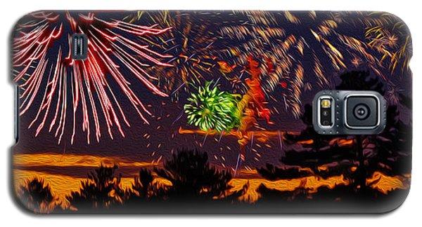 Fireworks No.1 Galaxy S5 Case