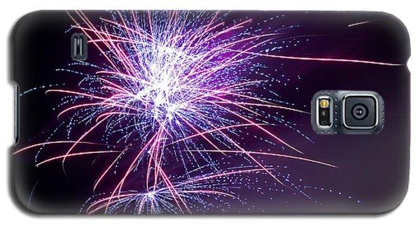 Fireworks - Purple Haze Galaxy S5 Case