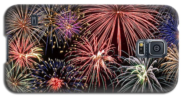 Fireworks Spectacular IIi Galaxy S5 Case