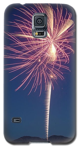 Fireworks Galaxy S5 Case