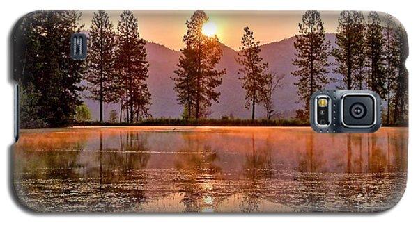 Firey Reflections Galaxy S5 Case