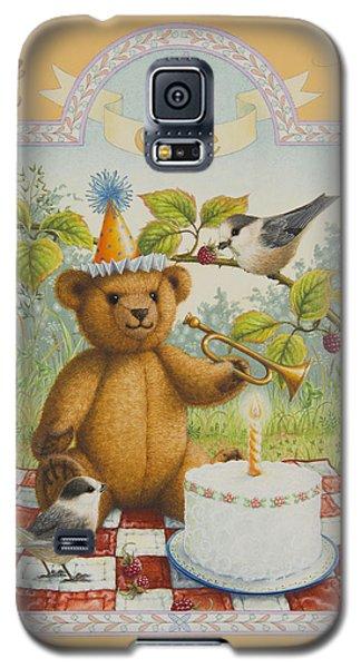 First Birthday Galaxy S5 Case