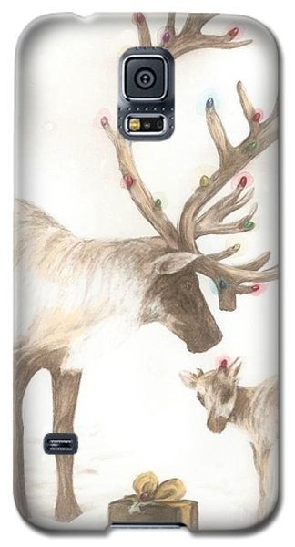 First Christmas Galaxy S5 Case