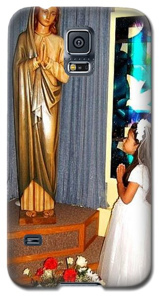 First Communion---greeting Cards Galaxy S5 Case by Saribelle Rodriguez