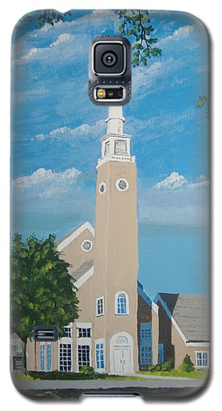 First Congregational Church Galaxy S5 Case