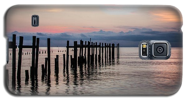 First Light At Kemah Galaxy S5 Case