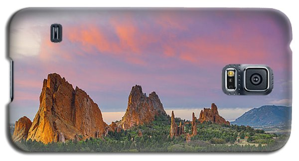 First Light Of Day Galaxy S5 Case
