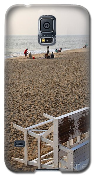 First On The Beach At Bethany Beach In Delaware Galaxy S5 Case