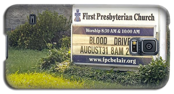 First Presbyterian Church Galaxy S5 Case