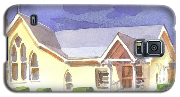 First Presbyterian Church II Ironton Missouri Galaxy S5 Case
