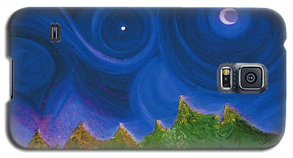 First Star Wish By Jrr Galaxy S5 Case by First Star Art