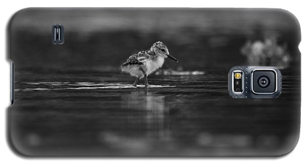 Galaxy S5 Case featuring the photograph   First Steps by John F Tsumas