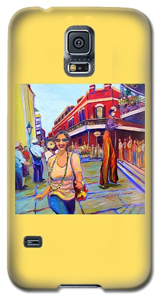 First Trip To New Orleans Galaxy S5 Case