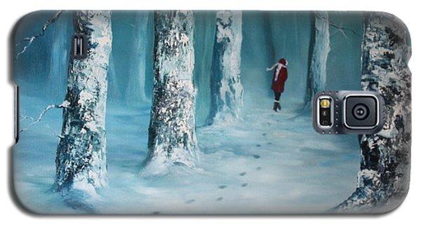 First Trodden Snows Galaxy S5 Case