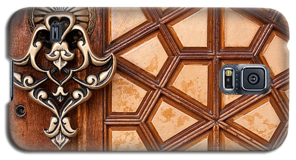 Firuz Aga Mosque Door 03 Galaxy S5 Case